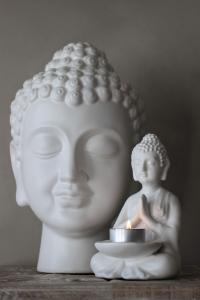 Maja - Buddha dekorhuvud (Förboka lev februari)