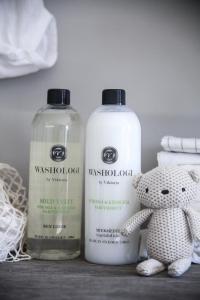 Washologi - Mild Tvätt 750ml, Oparfymerad