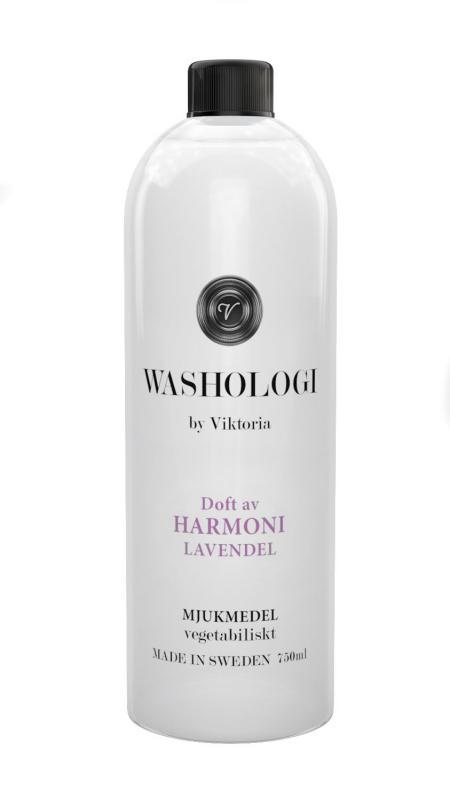 Washologi - Mjukmedel Harmoni 750ml, Lavendel