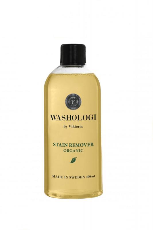 Washologi - Organisk fläckborttagningsmedel 500ml, Oparfymerad