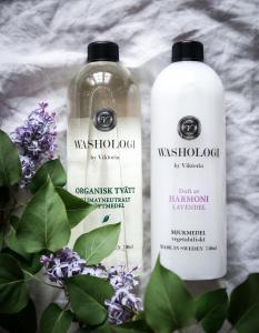 Washologi - Organisk Tvätt 750ml, Lavendel