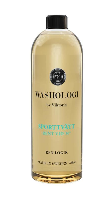 Washologi - Sporttvätt 750ml
