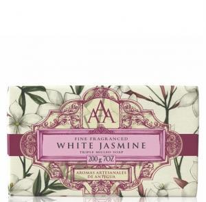 White Jasmine, Tvål (AAA) - 200g