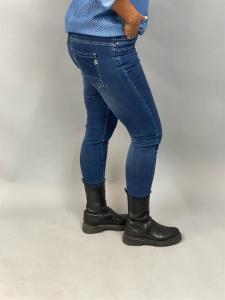 Jeans, mörk denim (Wilma) - Mix by Heart
