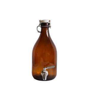 Vattenbehållare med tappkran/ Vattenflaska/ Svagdricka