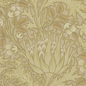 Tapet William Morris Artichoke