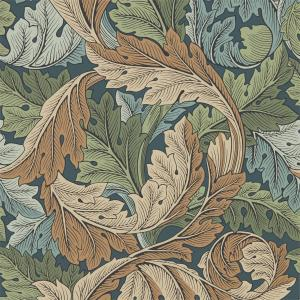 Tapet William Morris Acanthus