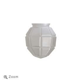 Lampkupa/ Glaskupa