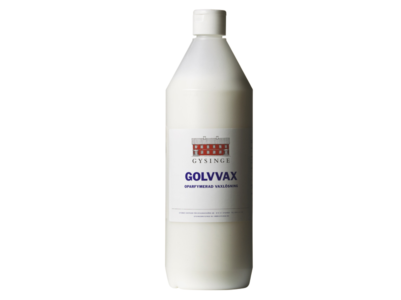 Golvvax