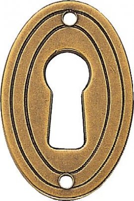 Nyckelskylt/ Möbelbeslag