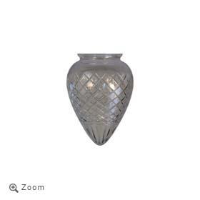 Droppskärm/Lampkupa