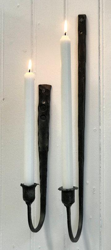 Lampett/ Ljusstake/ Smide