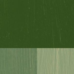 Kromoxidgrönt/ Konstnärsfärg/ Linolja