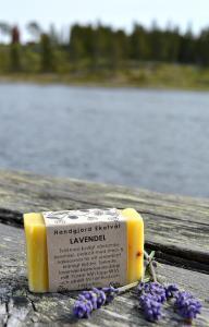 Ekologisk tvål Lavendel/ Tvål