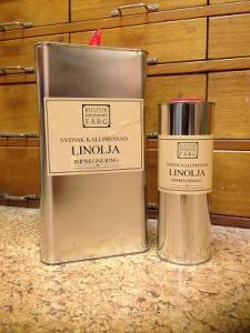 Linolja/ Impregnering