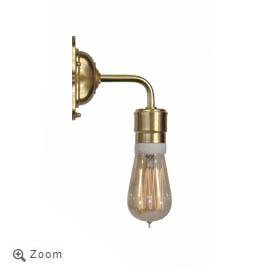Lampa/ Vägglampa Nylander