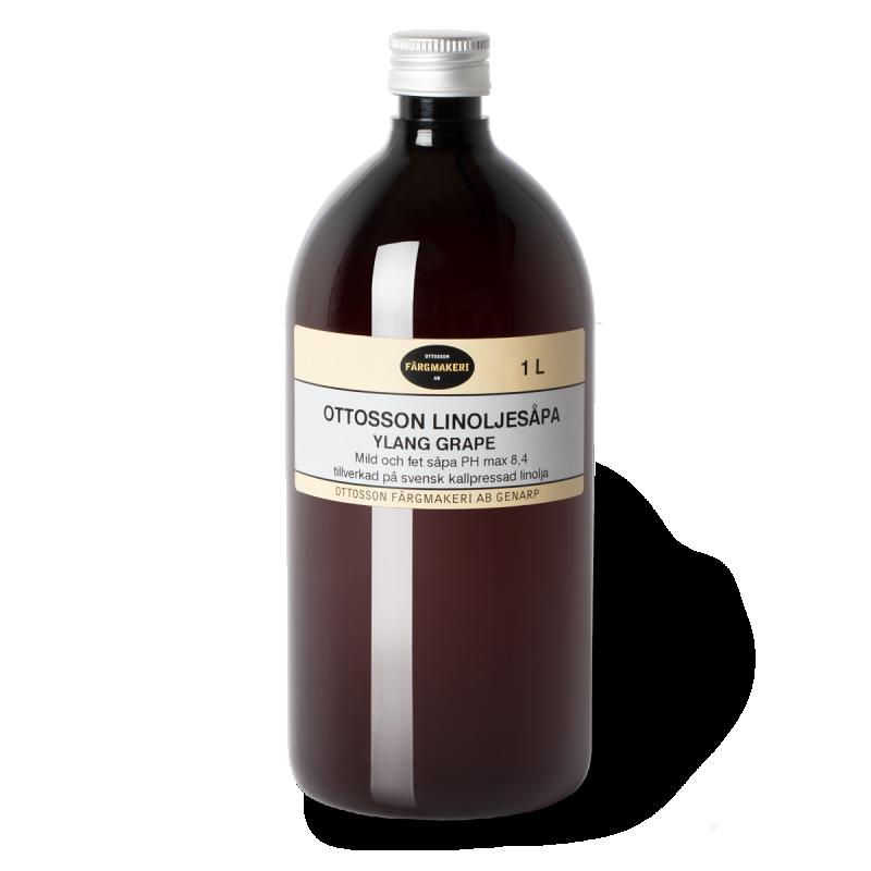 Linoljesåpa/ med doft av eteriska oljor/ Såpa