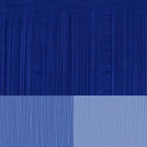 Ultramarinblått/ Konstnärsfärg/ Linolja