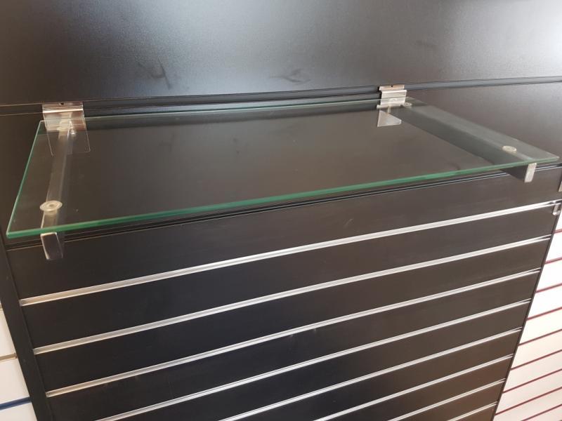 Glashylla inkl konsol