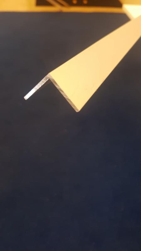 Hörnprofil Aluminium