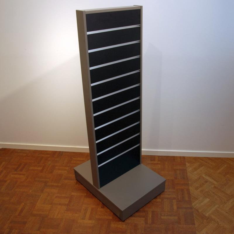 I-Gondol 40cm GraphitePlatina/Svart