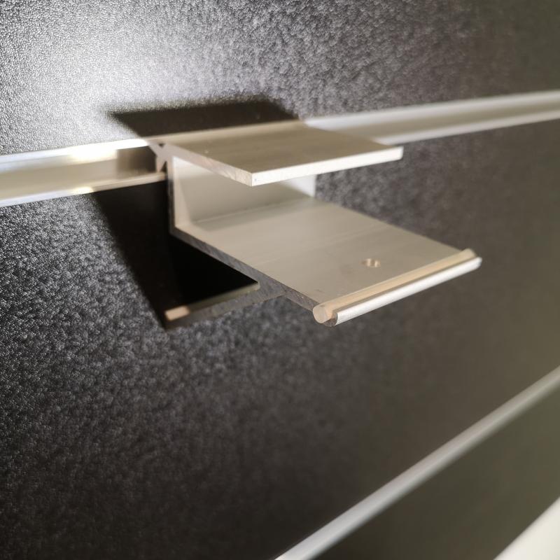 Hyllbärare aluminium 50mm