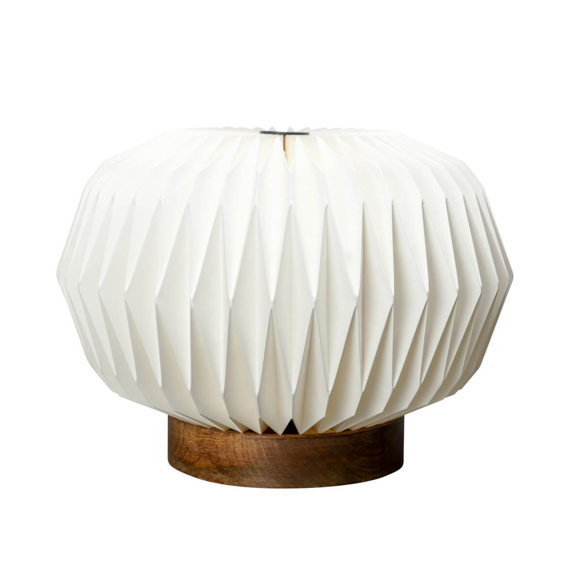 By On Table Lamp Origami White