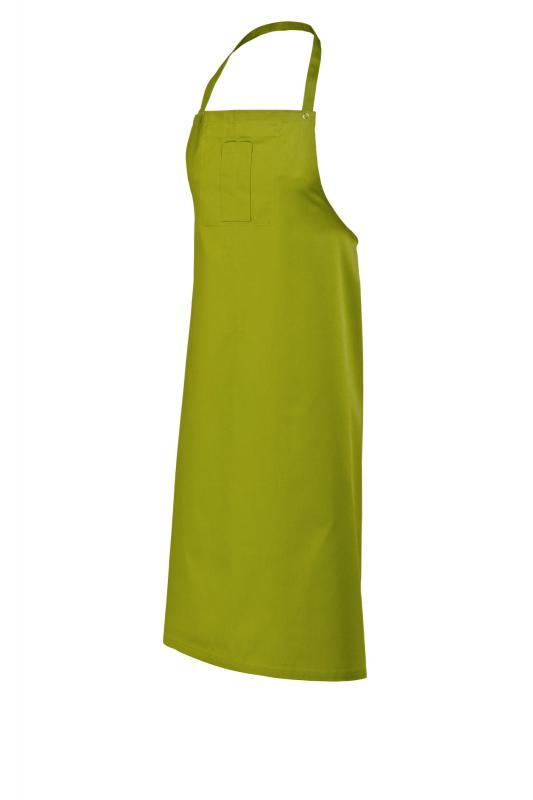 Förkläde olivgrönt