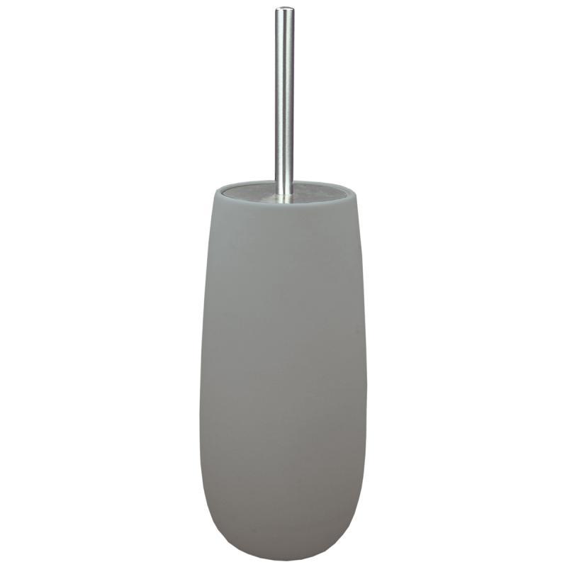 Tips på exklusiv badruminredning online till trendiga badrum. Toalettborste Siri Antracit