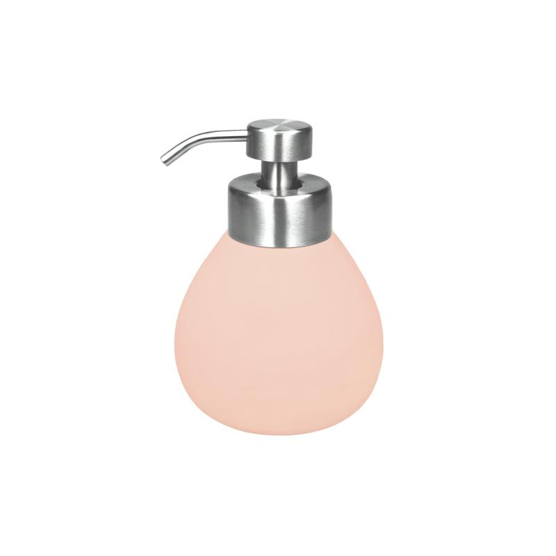 Tips på exklusiv badruminredning online till trendiga badrum. Tvålpump Siri Puder