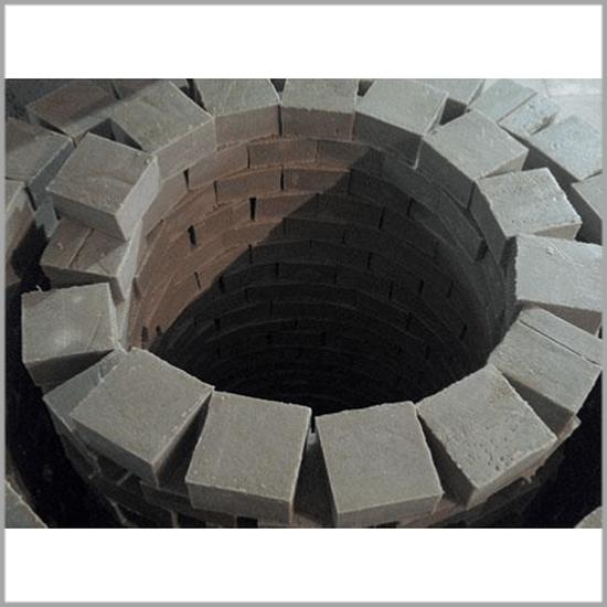 Tillverkning av Terra Rosa Aleppotvål, Savon d'Alep med Lagerbärsolja & olivolja. Köp online från Casa Zeytin