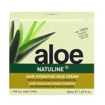 24H Hydrating ansiktskräm Aloe