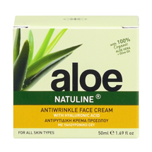 Antirynkkräm Aloe