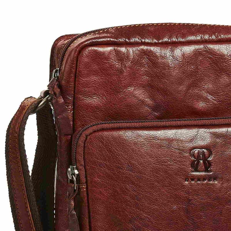 Leather Shoulder Bag mini