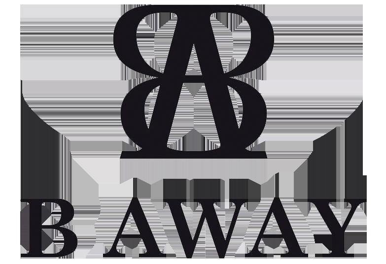 b away skinnförkläde