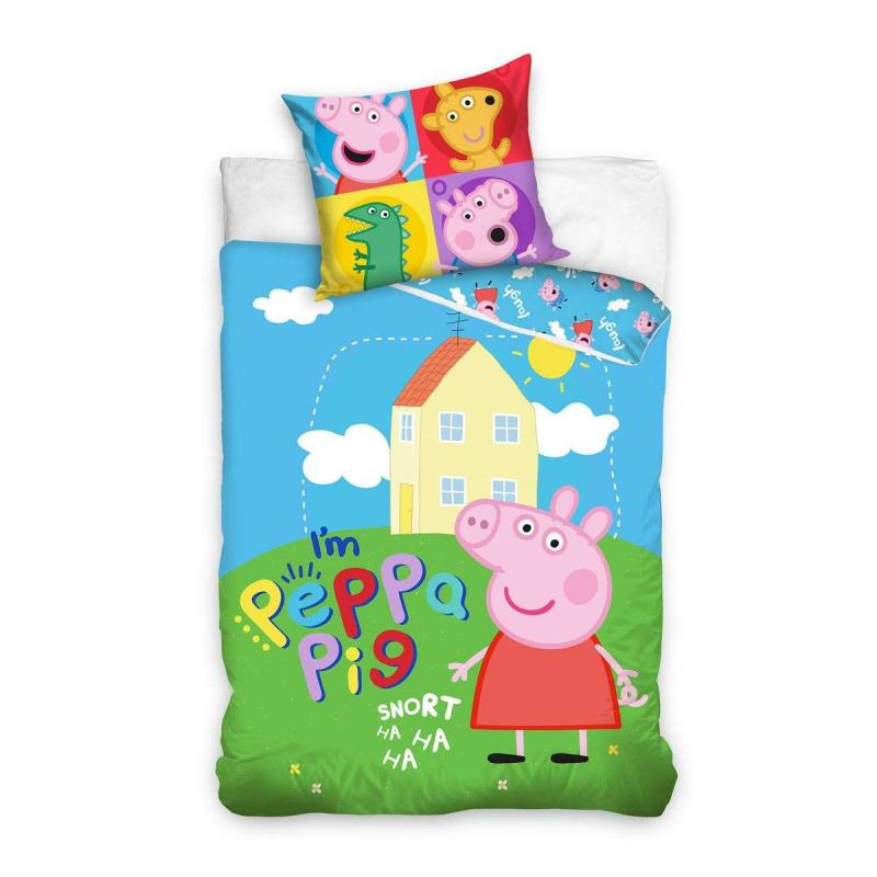 Bedding set Peppa Pig