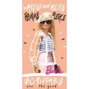 Badhandduk Barbie 70x140