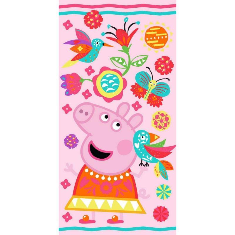 Bath towel Peppa Pig 70x140