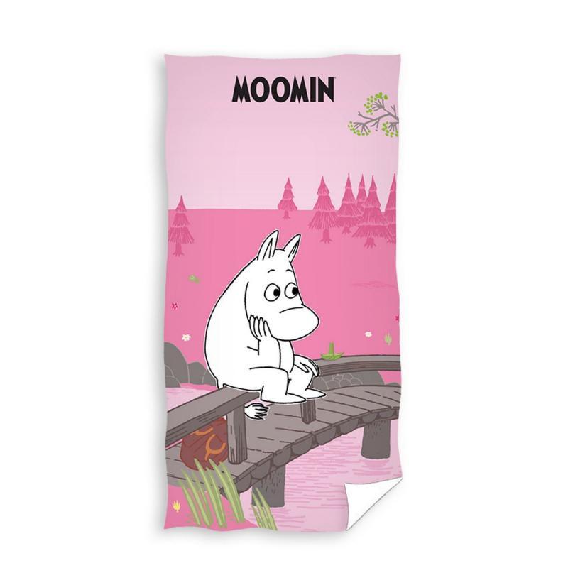 Bath towel Moomin 70x140