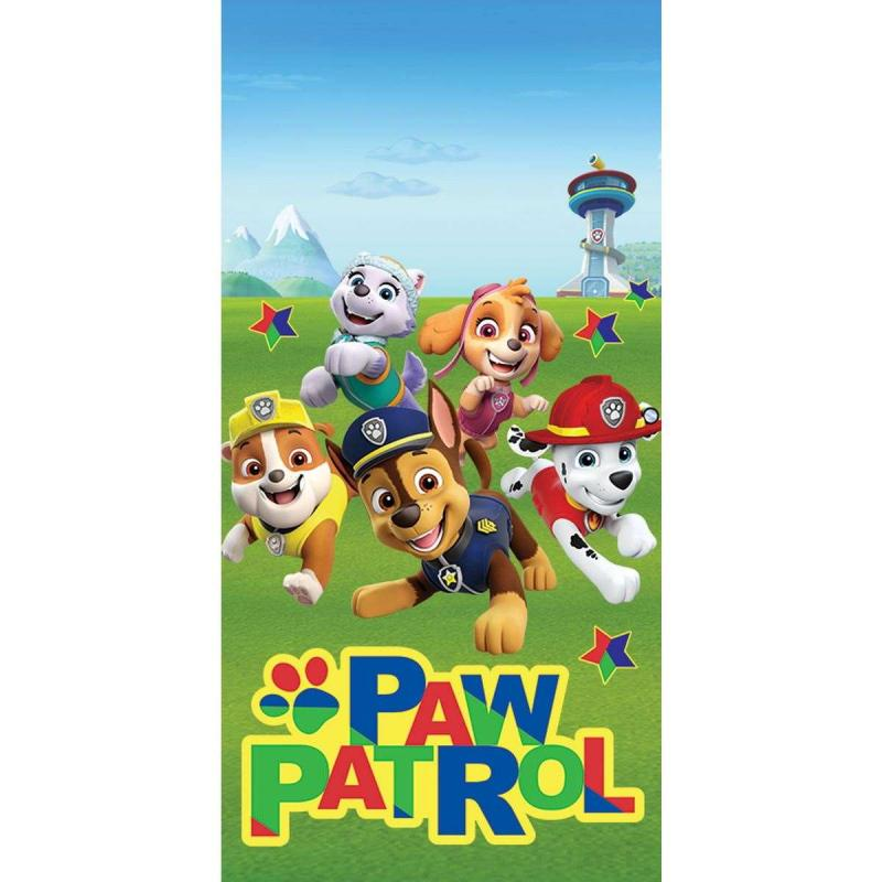 Bath towel Paw Patrol 70x140