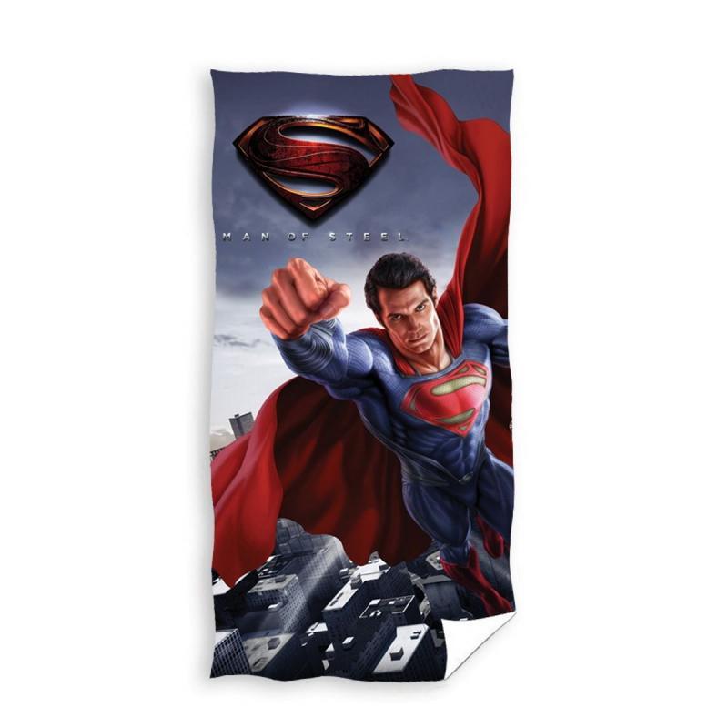 Bath towel Superman 70x140