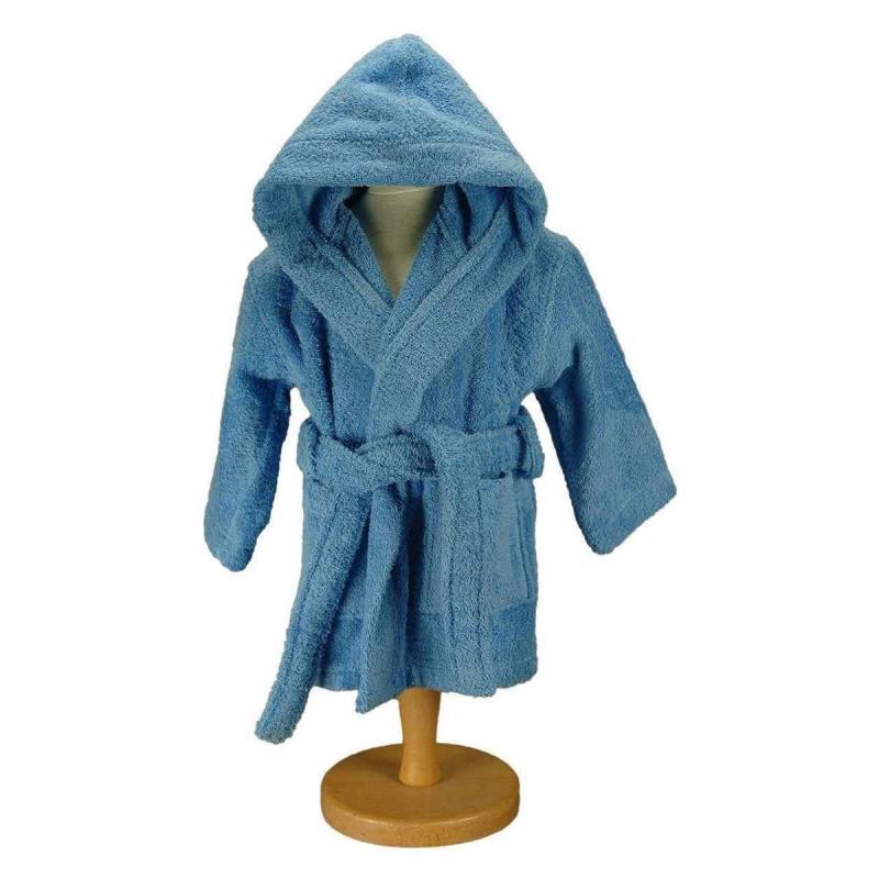 Baby and childrens bathrobe LUXURY lavande