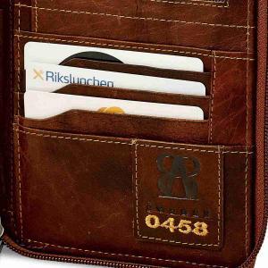 Reseplånbok Skinn