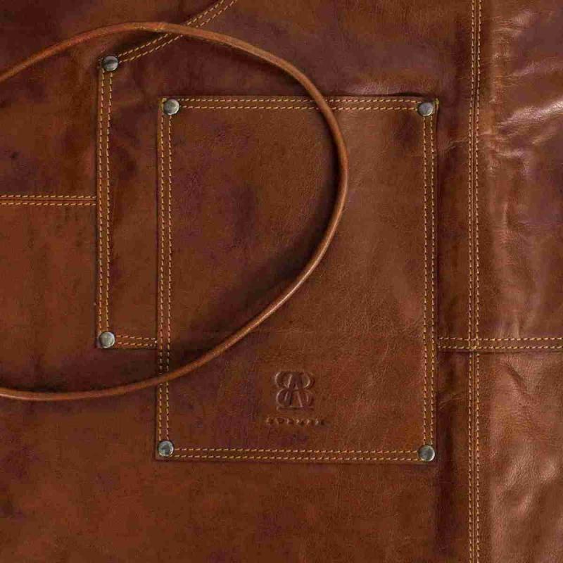 Leather Waist Apron Baway