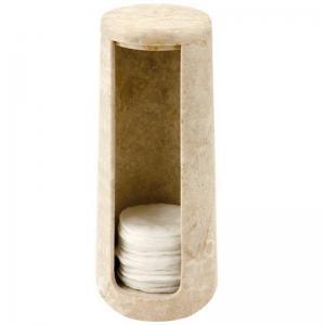 Behållare Bomullsrondeller STONO Marmor