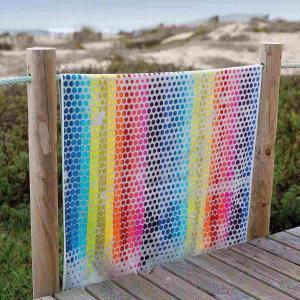 Paradise strandhandduk 100x180