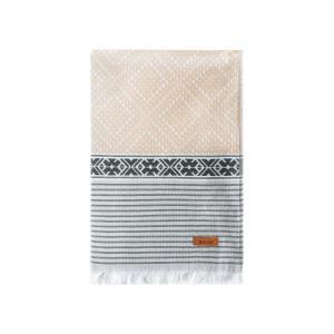 Belize hamam handduk med frotté