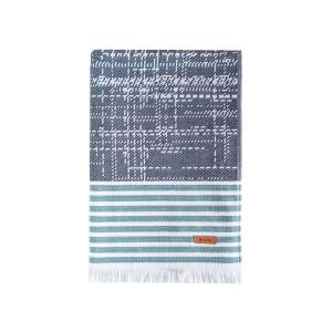 Bogota hamam handduk med frotté