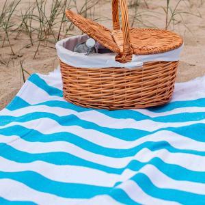 Costa Nova hamam handduk med frotté
