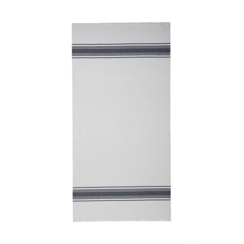 Mykonos terry hammam towel